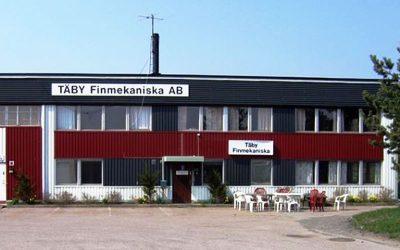 Nytt uppdrag, Täby Finmekaniska AB, Vallentuna